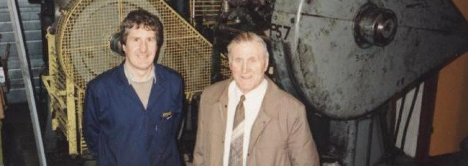 Harry and John Young 1997